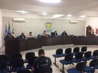 Câmara realiza sessão e vereadores aprovam regulamentação de pagamento de inscrições e diárias para membros do Conselho Previdenciário Municipal