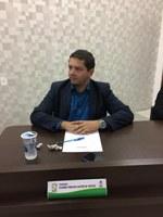 Indicação solicita doação de massa asfáltica para as ruas de Pontal do Araguaia