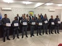 Policiais Militares do NPM de Pontal do Araguaia recebem Moção de Aplausos da Câmara Municipal