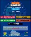 Boletim Epidemiológico Pontal do Araguaia