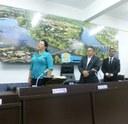 Câmara Municipal realiza a 4ª Sessão Legislativa Ordinária