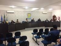 Câmara realiza 111ª sessão