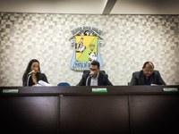 Câmara realiza sessão e aprova autorização de desconto no IPTU 2020