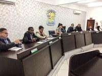 Câmara realiza sessão e cria Comissão Especial do FETHAB