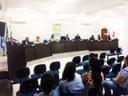 Câmara realiza sessão e vereadores aprovam créditos adicionais à LOA 2019