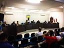 Câmara realiza sessão e vereadores aprovam LDO e PPA