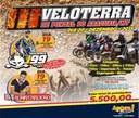 III Veloterra, fazendo parte das comemorações  do aniversário da cidade