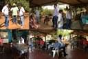 Parceleiros do Assentamento Brilhante demandam serviços aos Vereadores