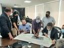 Projeto de revitalização da Avenida Universitária é apresentado para governador Mauro Mendes
