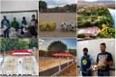 Projeto oferece aulas gratuitas de futevôlei para estudantes de escola pública