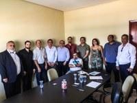 Reunião debate implantação de usina de resíduos sólidos no Consórcio Intermunicipal Pontal do Araguaia – Água Boa