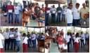 Vereadores entregam Moções de Aplausos na abertura do Araguaia Cidadão em Pontal do Araguaia